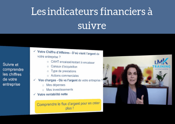 Les indicateurs financiers à suivre