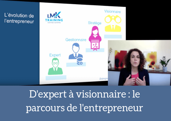 D'expert à visionnaire : Le parcours de l'entrepreneur