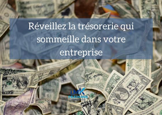 Trésorerie : Réveillez le cash dans votre entreprise