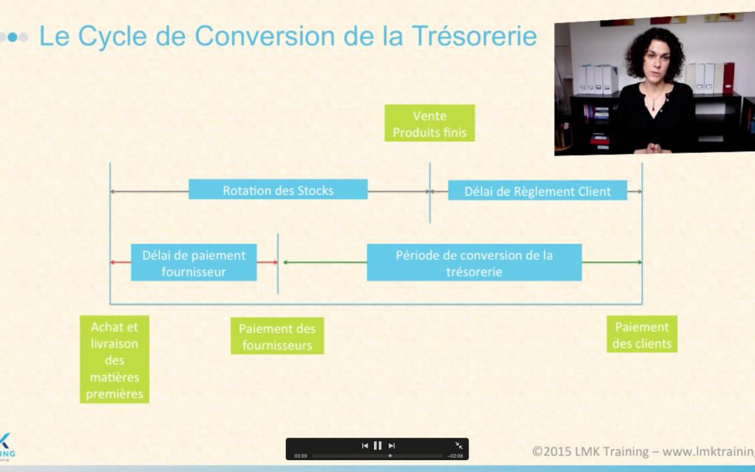 Maîtrisez-vous le cycle de conversion de votre trésorerie ?