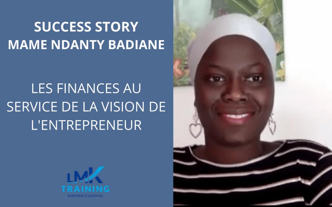 Les finances comme accélérateur vers la vision de l'entrepreneur