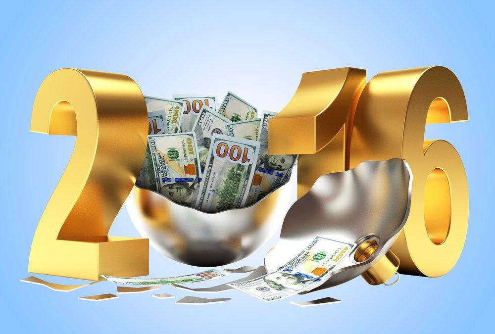 Comment traduire votre année 2016 en chiffres (et en argent) ?