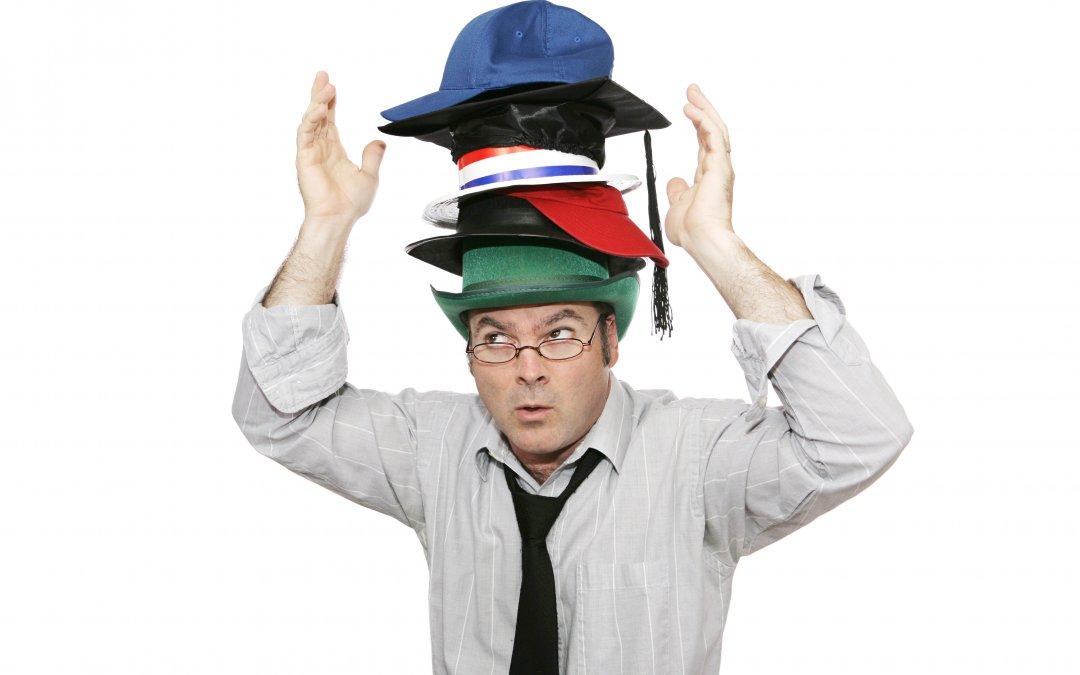 Entrepreneurs, êtes-vous bien dans vos casquettes ?